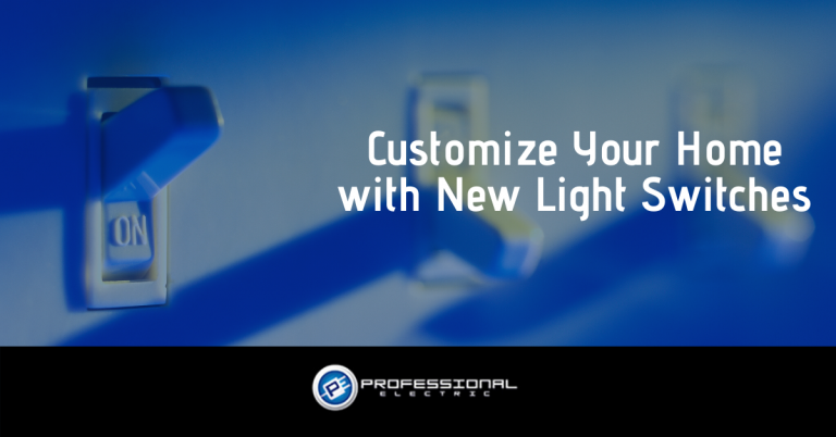 Customize Your Home with New Light Switches