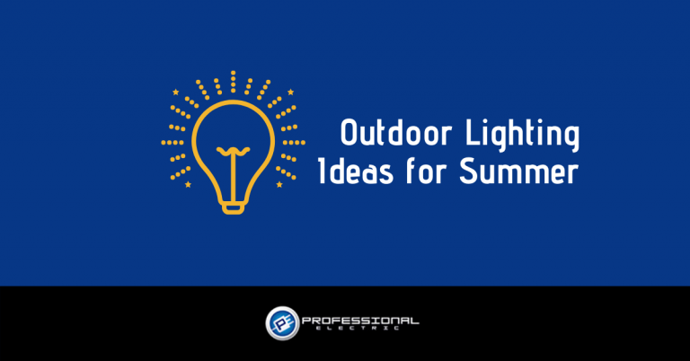 Trying to find a way to spruce up your outdoor living areas for the summer? The summer is the best time to add in new lighting fixtures to elevate the overall atmosphere of your home and create new memories. Outdoor lighting creates the opportunity to continue to use your outdoor spaces, even after sundown! From s'mores around the firepit to gathering around the outdoor dining area, here is a list of ideas that can help illuminate any backyard. LED Light-emitting diodes, or LED lights, are a sustainable way to light up your outdoor living area while sparing your budget. LED lights are long lasting and keep you from spending money continuously replacing the bulbs. They even help save on the power bill by only using 40% as much energy as a fluorescent bulb. String Lights In the past five years, string lights have become a staple for many patio areas. String lights are versatile to fit your personal style, coming in different styles like miniature light bulb, fairy lights, christmas lights and even crystal string lights. The variations make it easy to fit into any design elements in your home. The lights can be strung by attaching one end up high in the corner of the patio or porch, then stretched across the patio, back and forth, while attaching to the sides of the patio. This coverage brightens your outdoor space to create a welcoming area. Lanterns If you have a dining or decorative table outside, lanterns are a stylish lighting element that will give off light to the surrounding area. Lanterns are a great, easy option for design because they can be painted to match any color scheme your house may have. They are also an inexpensive option and can be purchased at stores like Hobby Lobby or antique stores. Use a battery powered candle inside the lanterns and - voila! - you're ready for a night out on your patio. Step Lights Decks and patios often have a few steps to and from the house. Keeping stairs well-lit will keep little ones safe as they play. Step lights are a lighting option that elevates the style of your home while maintaining practicality. These lights are installed in the stairs, so the bulb itself is out of sight, while displaying a beautiful glow on your steps. Step lights have become increasingly popular with the rise of home renovations and are a great option for those wanting to create a seamless look for their outdoor area. Wall Installations Want to increase your curb appeal? Installing a light fixture like a sconce will instantly make your home look more inviting and increase your curb appeal. Quality fixtures are available for as low as under one hundred dollars each. Consider these additions to be an investment in the home as curb appeal has been proven to raise the value of home in the real estate market. If anything of these installations sound like the next addition you would like to have on your property, give us a call and let Professional Electric help turn your outdoor space into an extension of your home. If you need any residential or commercial electrical services or LED lighting in Baldwin County or Mobile, Alabama, look no further than Professional Electric! Visit us online at www.ProfessionalElectric.biz and connect with us on Facebook and Twitter! We are available 24/7 for emergency services! Call (251) 473-5788 and remember, when it comes to your electrical needs, Keep It Professional!