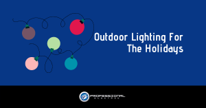 Outdoor Lighting For The Holidays
